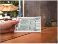 post card tax form